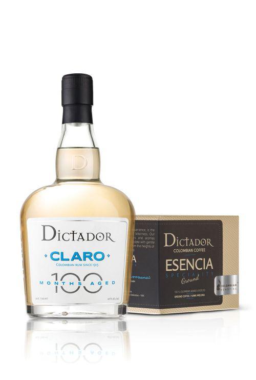 100 MONTHS CLARO + ESENCIA COFFEE