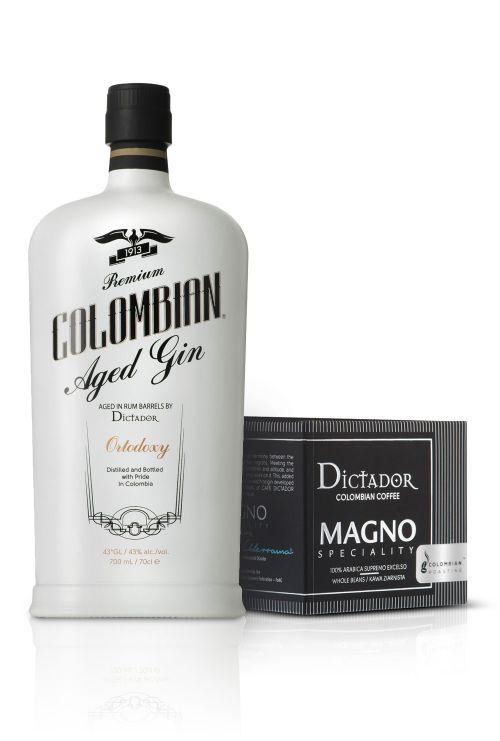 ORTODOXY GIN + MAGNO COFFEE
