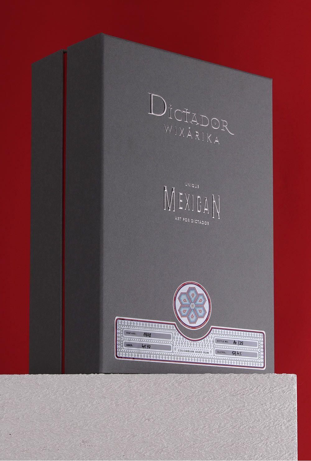 Dictador Wixarika - Model 2018/7