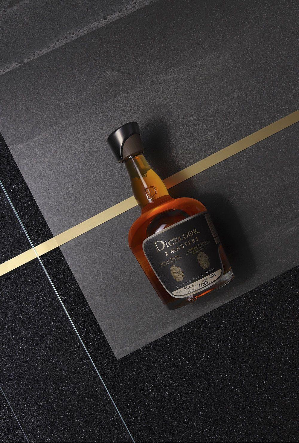 Rum Dictador 2 Masters Château d'Arche 1978
