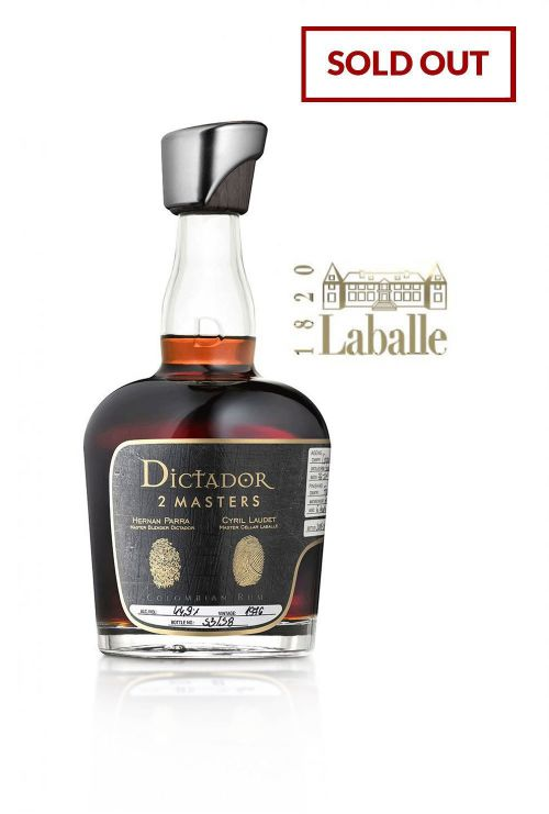 Dictador 2 Masters Laballe 1976 - SOLD OUT