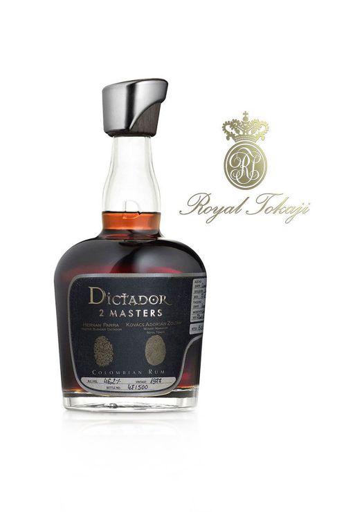 Dictador 2 Masters, Royal Tokaji 1977 Rum