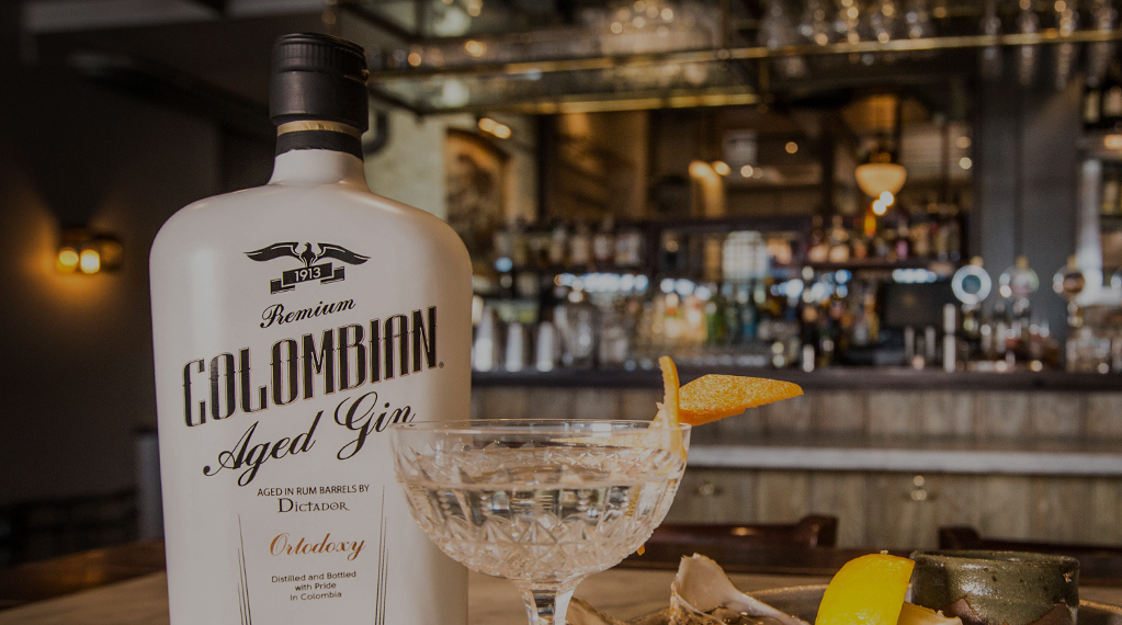 Have you ever tried Colombian Gin?